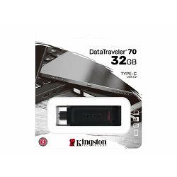 KINGSTON 32GB USB-C 3.2 Gen1 DT 70