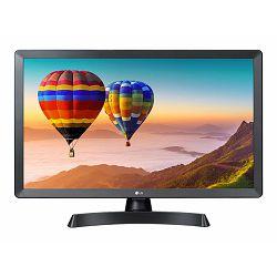 Monitor LG 24TN510S-PZ 23.6in TV