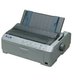 Printer Epson  LQ-590, 24-pin, A4, 400zn/s, 1+4 kopije, USB/LPT