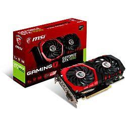 Grafička kartica MSI GeForce GTX 1050 GAMING X 2G, 2GB GDDR5/128-bit, PCIe 3.0, DL DVI-D/HDMI/DP, Torx Fan