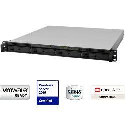 Synology RS818+ RackStation 4-bay NAS server, 2.5