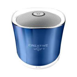 Creative Woof 3 bluetooth zvučnik, plavi