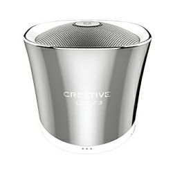 Creative Woof 3 bluetooth zvučnik, chrome