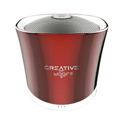 Creative Woof 3 bluetooth zvučnik, crveni