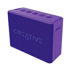 Creative Muvo 2C bluetooth zvučnik, ljubičasti
