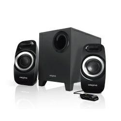 Creative T-3300 stereo zvučnici+subwoofer, 3.5mm, 16W RMS, crni