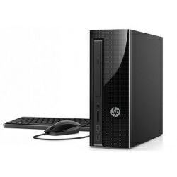 Računalo HP Slimline 270-P013WB PC, Intel Pentium G4560T, 4GB DDR4, 1TB S-ATA, DVD+/-RW, Intel HD Graphics, G-LAN, WiFi/BT, Win 10 Pro + tipkovnica/miš