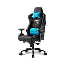 Stolica Sharkoon Skiller SGS4, igraća stolica, crno-plava