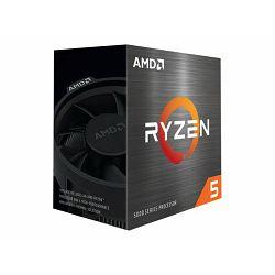 Procesor AMD Ryzen 5 5600X BOX AM4 6C/12T 65W