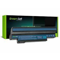 Green Cell (AC18) baterija 4400 mAh, UM09G71 UM09H31 za Acer Aspire One 533 532H 533H eMachines EM350 NAV51 Packard Bell EasyNote S2