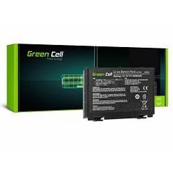 Green Cell baterija 4400 mAh, A32-F82 za Asus K40/K50/K50AB/K50C, K51/K51AC/K60/K70/X70/X5DC (AS01)