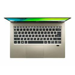 Laptop Acer Swift 1, NX.HYNEX.00A, Pentium Silver N5030, 8GB, 512GB SSD, 14