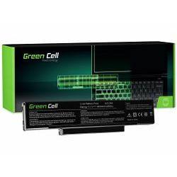 Green Cell (AS33) baterija 4400 mAh, BTY-M66 za Asus A9 S9 S96 Z62 Z9 Z94 Z96 PC CLUB EnPower ENP 630 COMPAL FL90 COMPAL FL92