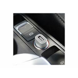 PURO Auto punjač Compact USB 1A BIJELI