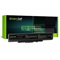 Green Cell (AS38) baterija 4400 mAh, A32-U31 A42-U31 za Asus U31U31E U31F U31J U31JG U41JF U31SD U41 U41J U41JF