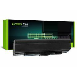 Green Cell (AC24) baterija 4400 mAh, AL10C31AL10D56 za Acer Aspire One 721 753 Aspire 1551