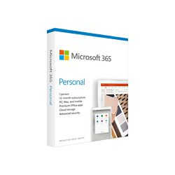 Microsoft 365 Personal Croatian EuroZone