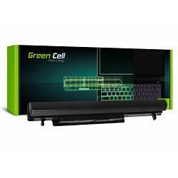 Green Cell (AS47) baterija 2200 mAh, A41-K56 A42-K56 za Asus K56 K56C K56CA K56CB K56CM K56CM K56V S56 S405