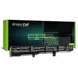 Green Cell (AS75) baterija 2200 mAh, A41N1308 A31N1319 za Asus R508 R556LD R509 X551 X551C X551M X551CA X551MA X551MAV