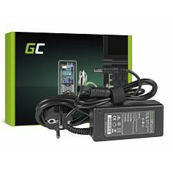 Green Cell (AD52) AC Adapter for Laptop Asus 40W 19V 2.1A Plug: 5.5 mm - 2.5 mm