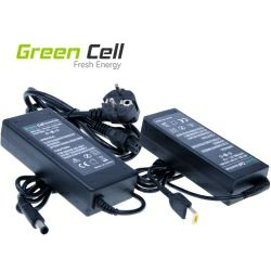 Green Cell (AD38A)Charger AC Adapter 20V 3.25A 65W Slim Tip