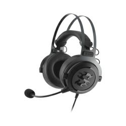 Slušalice sa mikrofonom Sharkoon Skiller SGH3 stereo, SB1 zvučna kartica USB, crne