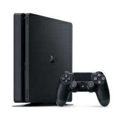Sony PlayStation 4 500GB Slim, Black