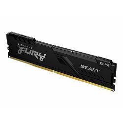 KINGSTON 8GB 2666MHz DDR4 CL16 DIMM FURY