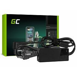Green Cell (AD70) AC adapter 33W, 19V/1.75A, 4,0mm-1,35mm