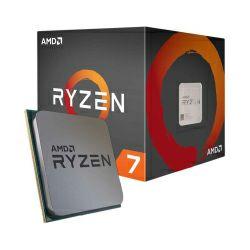 Procesor AMD Ryzen 7 2700X (3.70GHz), Socket AM4, 16MB cache, 105W, sa hladnjakom