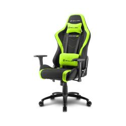 Sharkoon Skiller SGS2, igraća stolica, crno-zelena
