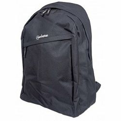Knappack, Backpack, Lightweight, Top-Loading, For Laptop Computers Up To 15.6, Black