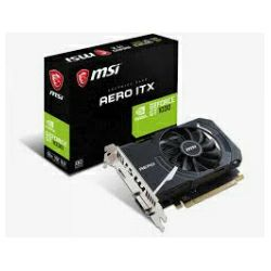 Grafička kartica MSI GeForce GT 1030 AERO ITX 2GD4 OC, 2GB DDR5/64-bit, PCI 3.0, SL-DVI-D/HDMI, ATX, FAN