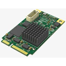 Magewell Pro capture mini HDMI, mini PCIe, 1-channel HDMI. 7mm heatsink. Windows/Linux/Mac.