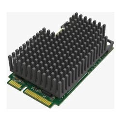 Magewell Pro capture mini HDMI LH, mini PCIe, 1-channel HDMI. 11mm heatsink. Windows/Linux/Mac.