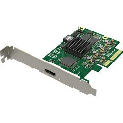 Magewell Pro capture HDMI 4K , LP PCIe x4, 1-channel HDMI, Ultra HD 4Kp30. Windows/Linux/Mac.