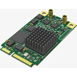 Magewell Pro capture mini SDI, mini PCIe, 1-channel SDI with loop through. 7mm heatsink Windows/Linux/Mac.