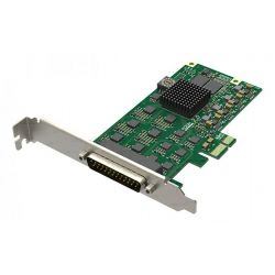 Magewell Pro capture hexa CVBS, LP PCIe x1, 6-channel CVBS, SD, 6 unbalanced stereo audio. Windows/Linux/Mac