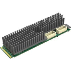 Magewell Eco Capture dual HDMI M.2, M.2 form factor 2-channel HDMI. Windows/Linux