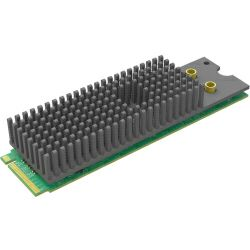 Magewell Eco Capture dual SDI M.2, M.2 form factor 2-channel 3G SDI. Windows/Linux