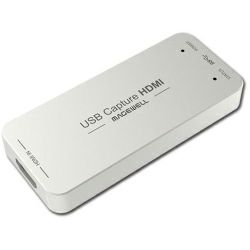 Magewell USB Capture HDMI Gen 2, USB 2.0/3.0 DONGLE, 1-channel HDMI. Plug and Play. Windows/Linux/Mac. Replaces p/n 32011 (XI100DUSBHDMI).