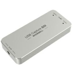 Magewell USB Capture SDI Gen 2, USB 2.0/3.0 DONGLE, 1-channel HD/3G/2K SDI. Plug and Play. Windows/Linux/Mac. Replaces p/n 32021 (XI100DUSBSDI).