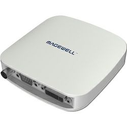 Magewell USB Capture AIO, USB 3.0 BOX, 1-channel HDMI / DVI / VGA / YPbPr / S-Vid / CVBS / SDI, plus one unbalanced stereo audio. Plug and Play. Windows/Linux/Mac. Replaces p/n 20171 (XI100XUSBPro) &