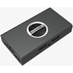Magewell Pro convert HDMI 4K Plus, Standalone 4K HDMI (4K60 4:4:4) to full bandwidth NDI (4K60, 4:2:2) encoder, 1-channel HDMI with loop-through out, PoE