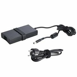 DELL Power adapter 130W (3-pin) with European Power Cord (Kit)