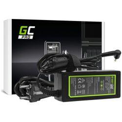 Green Cell PRO (AD123P) AC adapter 65W/20V 3.25A / 4.0mm-1.7mm, za Lenovo