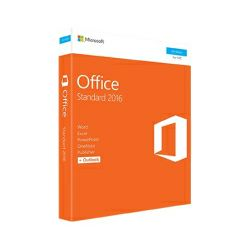 Microsoft Office 2016 Standard 32/64-bit ESD elektronička licenca