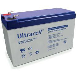 Ultracell (UL9-12) baterija AGM 12V 9Ah