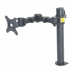 Manhattan LCD Monitor Mount with Double-Link Swing Arm