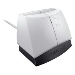 Cherry ST-1144 Smart Card Terminal, sivi